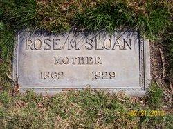 Rosella Myrtle <I>Taylor</I> Sloan