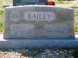 Maurine <I>Cox</I> Bailey