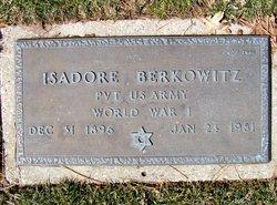 Isadore Berkowitz