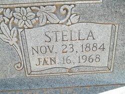 Stella Esther <I>Baker</I> Patterson