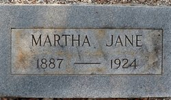Martha Jane <I>Apple</I> Dunagan