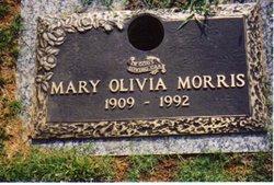 Mary Olivia <I>Conn</I> Morris