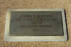 Esther E Diamond
