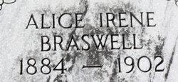 Alice Irene Braswell