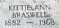 Kittie Ann Braswell