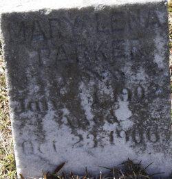 Mary Lena Parker
