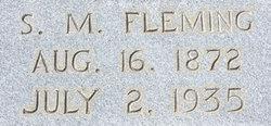 S. M. Fleming