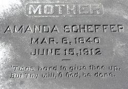 Amanda Scheffer