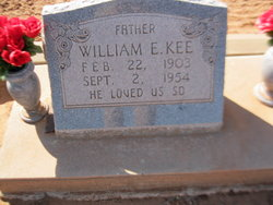 William Earl Kee