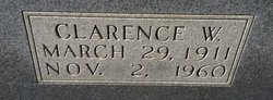 Clarence William Allen