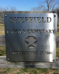 Sheffield Family Cemetery