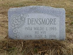Elsie <I>Marr</I> Densmore