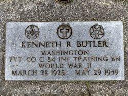 PVT Kenneth Robert Butler