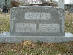 Verda Elizabeth <I>Draffen</I> Myre