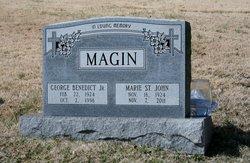 George Benedict Magin, II