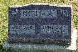 Theo Avonne <I>Walls</I> Phillians