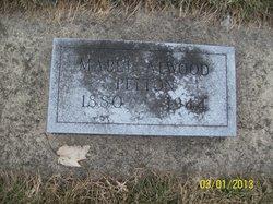 Mabel Viola <I>Pelton</I> Alwood