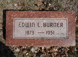Edwin Lee Burner