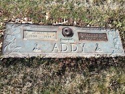 Agnes E <I>White</I> Addy