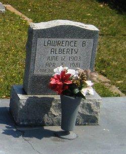 Lawrence Bufkin Alberty