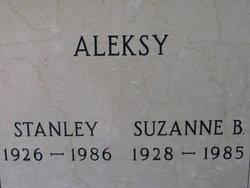Suzanne Barbara <I>Neubauer</I> Aleksy