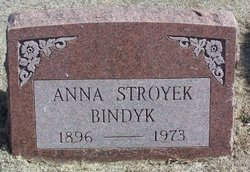 Anna <I>Stroyek</I> Bindyk