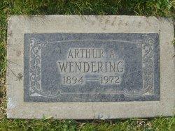 Arthur A. Wendering