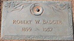 Robert Wyatt Badger