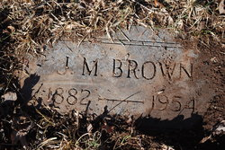 John May Brown