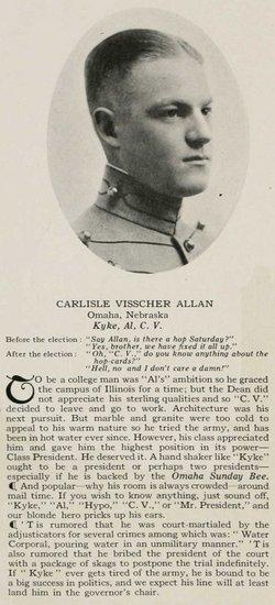 Carlisle Visscher Allan