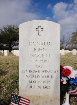 Donald John Daggett