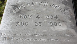 John Calvin Jolly