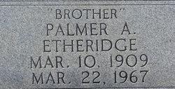 Palmer A. Etheridge