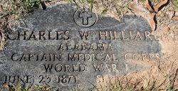Charles Wesley Hilliard, Jr