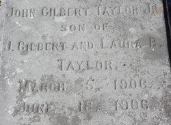 John Gilbert Taylor, Jr