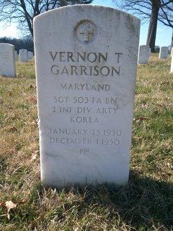 Vernon T Garrison