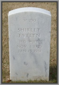 Shirley Evelyn Gauthier