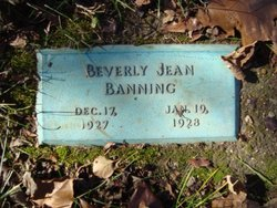 Beverly Jean Banning