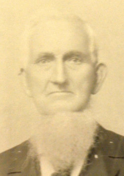 "Rev William R. ""Uncle Billy"" Trapp"