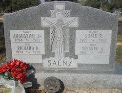 Augustine Saenz, Sr