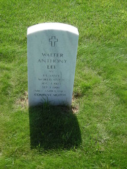Walter Anthony Lee
