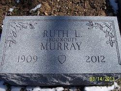 Ruth Luella <I>Bookout</I> Murray