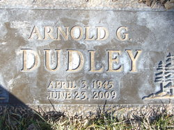 Arnold Gene Dudley