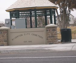Riverton City Cemetery