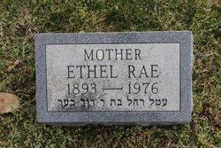 Ethel Rae <I>Levin</I> Katzen
