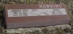 Harriet Jane Hawkins