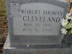 Robert Thomas Cleveland