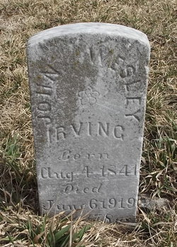 John Wesley Irving
