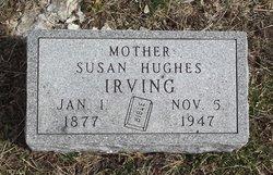 Susan <I>Hughes</I> Irving