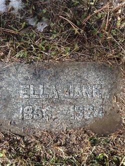 Ella Jane <I>Blanchard</I> Sterland